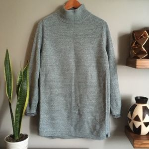 WOOLRICH Womens Eco Rich Toketee Tunic Sweater Pullover Sweater